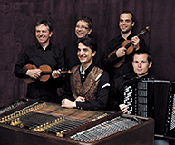William Garcin et son quintet Magie Tzigane